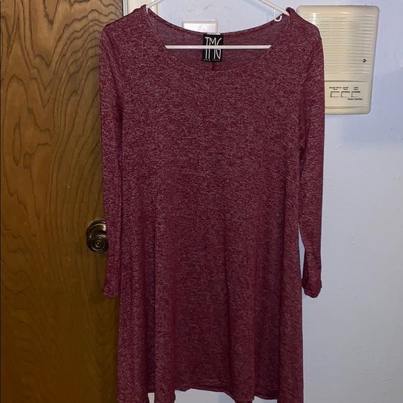 TMG New York Dresses & Skirts - long sleeved dress